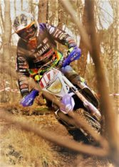 Wesley Pittens 2 daagse Enduro Holten 2016