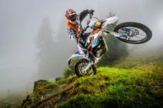 KTM Freeride E Action