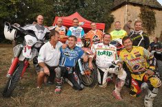 The Enduro Legend Race in 2011