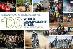 100 World Championship titels
