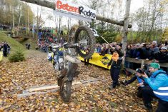 Can Graham Jarvis claim a fourth GetzenRodeo win? - © Future7Media
