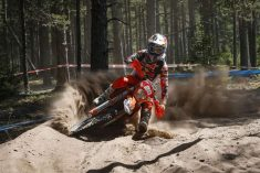 Mastering the sand and the heat Josep Garcia (KTM) claimed his first EnduroGP class win of 2021  © Future7 Media